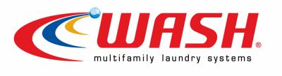 WASH Multi-Family Laundry Systems Logo