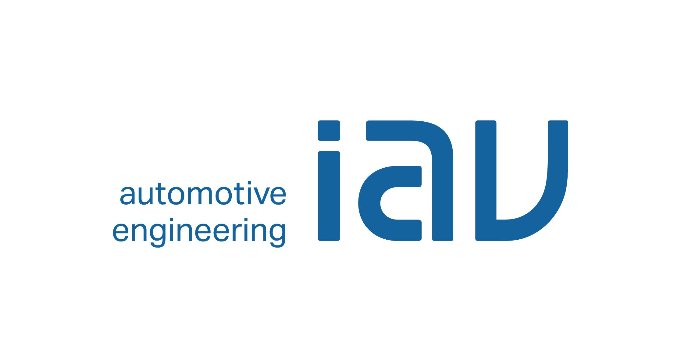 IAV GmbH Logo
