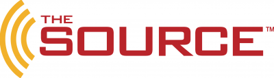 The Source (Bell) Electronics Logo