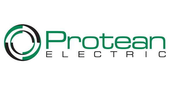 Protean Electric Ltd. Logo