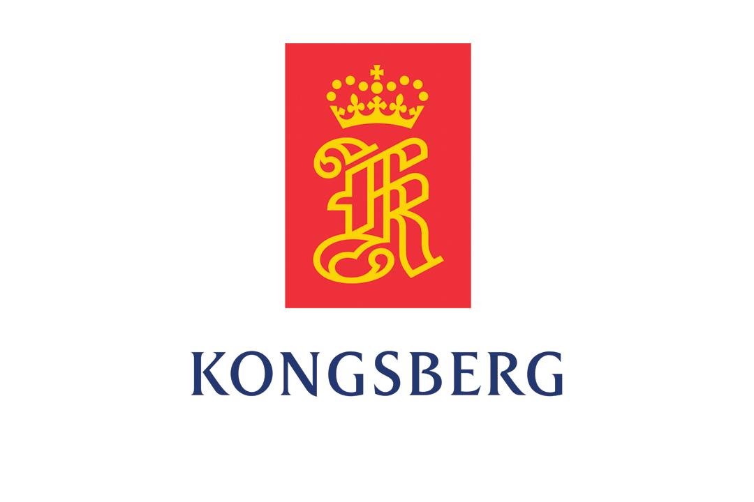 Kongsberg Defence & Aerospace Logo