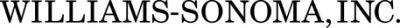 Williams-Sonoma, Inc. Logo