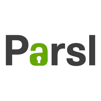 Parsl Logo