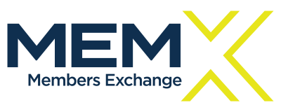 Members Exchange (MEMX) Logo