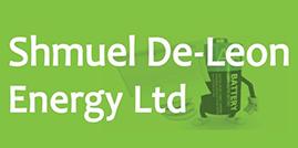 Shmuel De-Leon Energy Ltd, Israel Logo