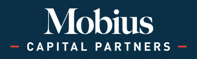 and Founder, Mobius Capital Partners Logo