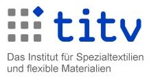Textilforschungsinstitut Thüringen-Vogtland e. V. Logo