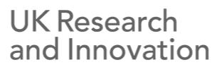 UK Innovation & Research Logo