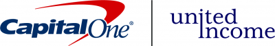 United Income from Capital One Logo