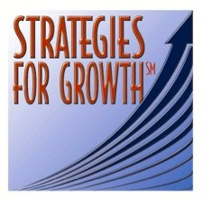 Strategies For Growth Logo
