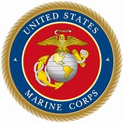 Headquarters US Marine Corps Logo