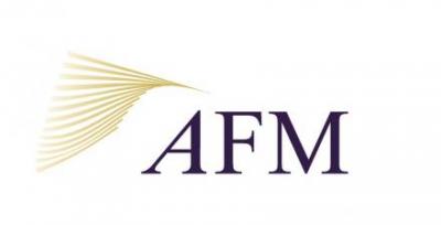 Dutch AFM Logo
