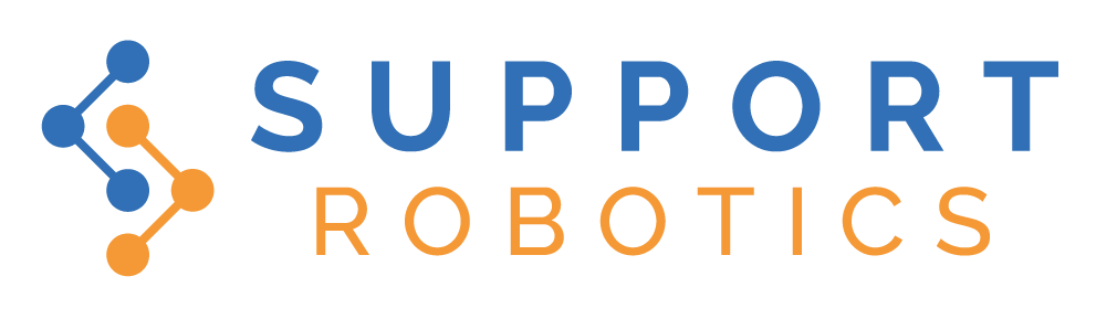 Support Robotics Logo
