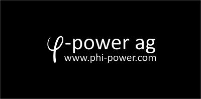 Phi-Power, Switzerland Logo