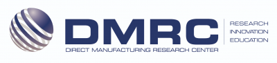 Direct Manufacturing Research Center Logo