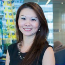Jenny Lim, Commercial and Network Director at BlueSG
