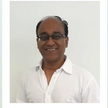 Shak Akhtar, Global VP of Robotic Solutions at Redwood