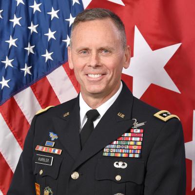 Lieutenant General Daniel Karbler