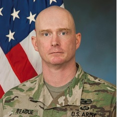 Major Justin Teague
