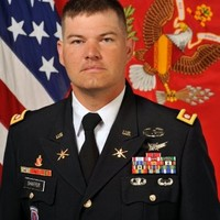 Colonel Tim Shaffer