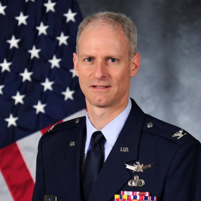 Colonel Ryan Mantz, Deputy PEO, Digital at US Air Force Lifecycle Management Center