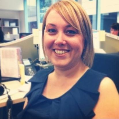 Belinda Squires, Manager Customer Service at EnableNSW