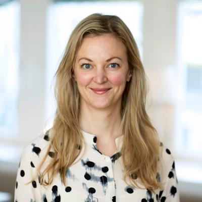 Amanda Jackson, Head of Group Sustainability at Nobia AB