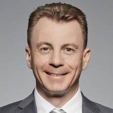 Patrick Wiedemann, Group Chief Executive Officer at RLG