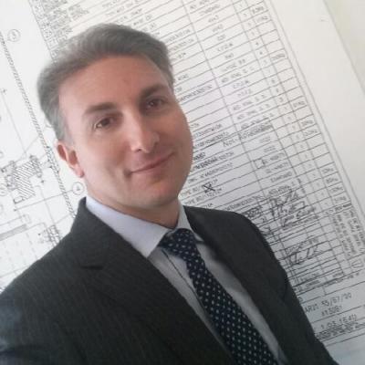 Matteo Stefani, Head of Procurement – Europe at UCB