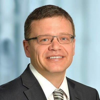 Dr. Otto Preiss, Chief Operating Officer Digital at ABB