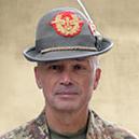 Lieutenant General Giorgio Battisti (R)