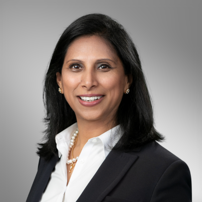 Kamala Anantharam, Chief Risk Officer and Head of Investment Operations at PineBridge Investments