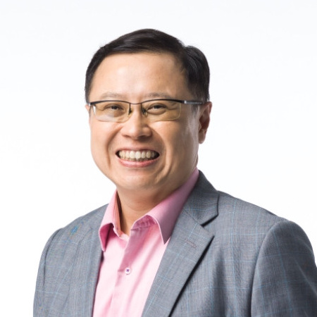Mr Arthur Lang, Chief Executive Officer at Singtel International Group