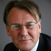 Dr Adrian Pearce, Group Chief Data Officer at Credit Suisse