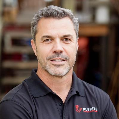 Kevin Warden, Founder & President at Flyrite Chicken, Inc.