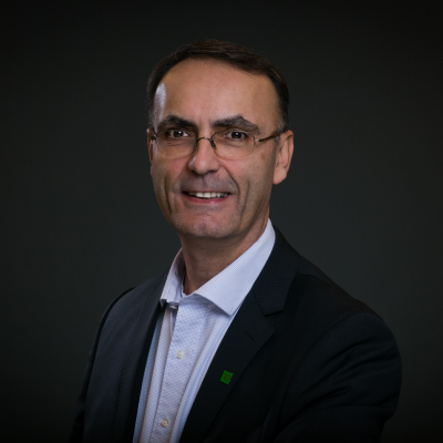 Milos Dunjic, AVP, Payments Innovation Technology Solutions, Channels Technology Solutions at TD Bank