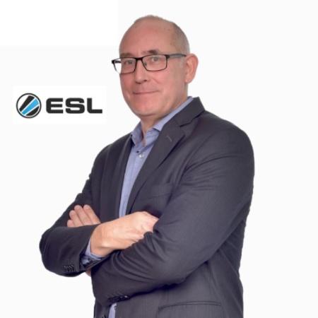 Frank Sliwka, COO Asia at ESL Asia