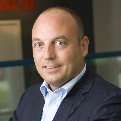 Jan van Dijk, Regional Sales Leader, Connected Services - Benelux at Honeywell Bulding Solutions