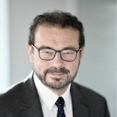 Philippe Guillot, Managing Director of the Markets Directorate at Autorité des Marchés Financiers