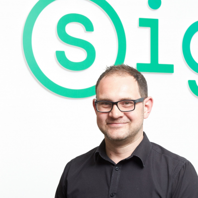 Darren Smith, Systems Architect- Retail Lighting at Signify