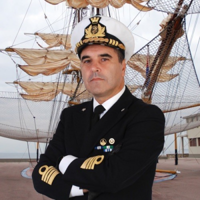 Captain Rosario La Pira, Director of Training Support and Transformation at NMITOC
