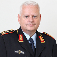Lieutenant General Michael Vetter