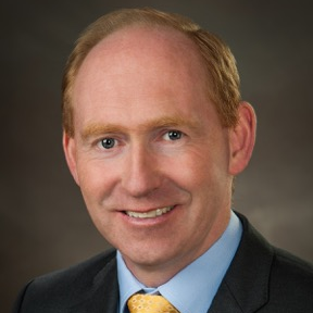 Adrian Furey, VP, Global Supply Chain & Logistics at Zimmer Biomet