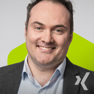 Sébastien Foucaud, VP Data Science at XING