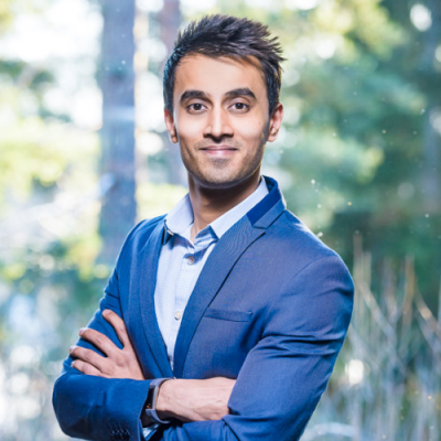 Pranav Chandra, Head of Digital Intelligence & Advisory at Stora Enso