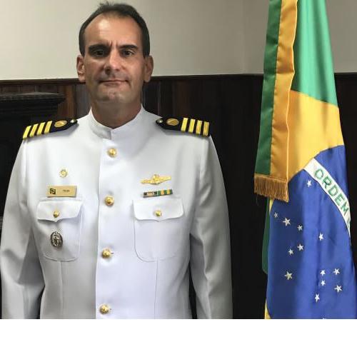 Captain Leonardo Tilhe Pereira