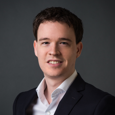 Tomas Salfischberger, CEO & Co-founder at Relay42