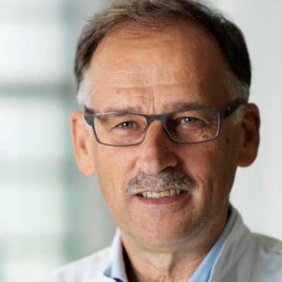 Tjalling Van der Schors, Chief Pharmacist at Westfreis Hospital
