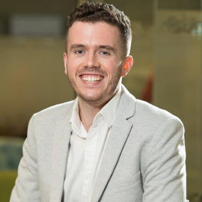 James Connolly, Country Manager at Darktrace