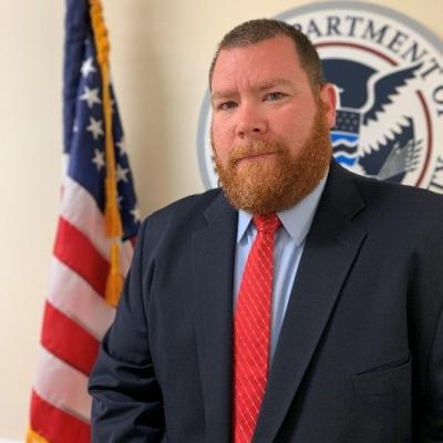 Special Agent Ben Teed